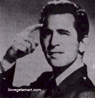 A youthful Don Adams