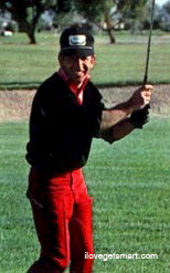 Don on the golf course circa 1967